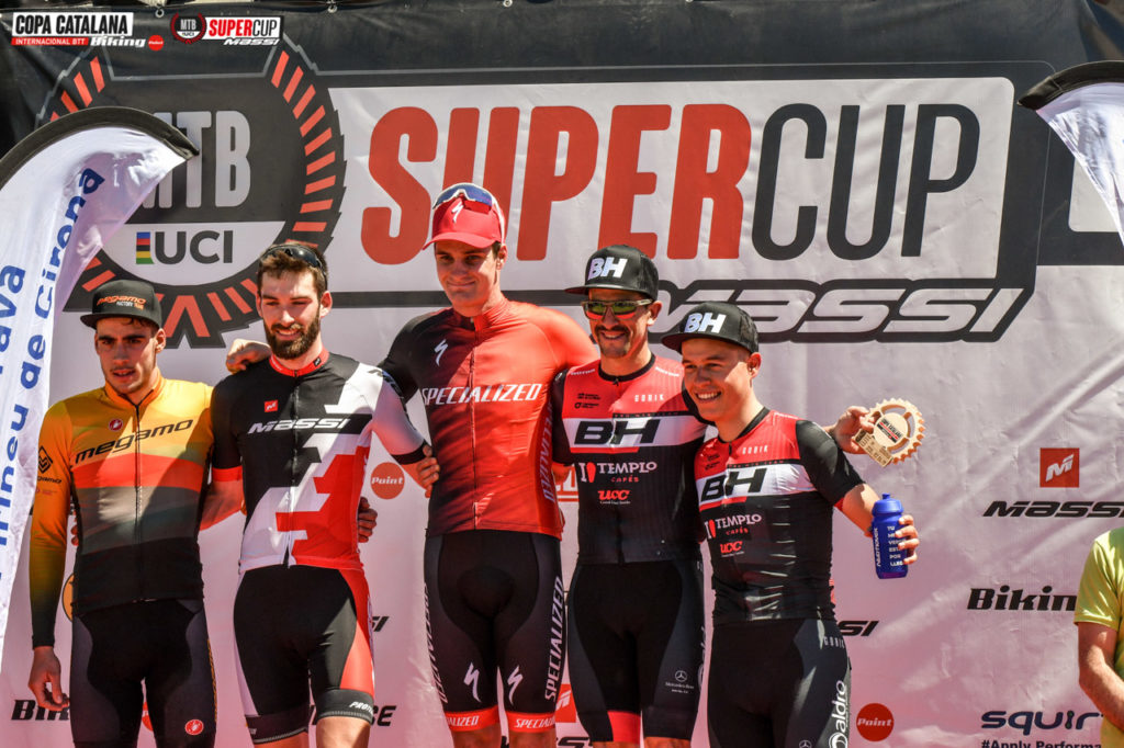 Sea Otter Gérone – Super Cup Massi